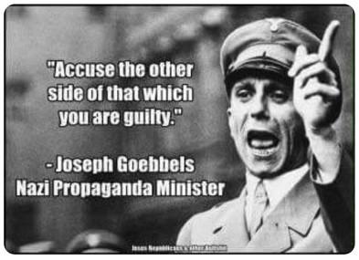 nazi-accuse