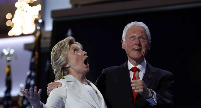 clintons-shocked-faces