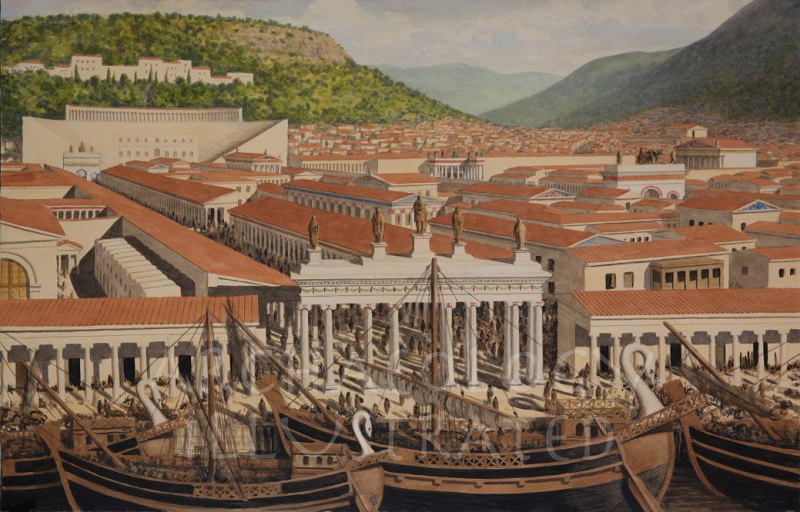 Ephesus in 200 BC