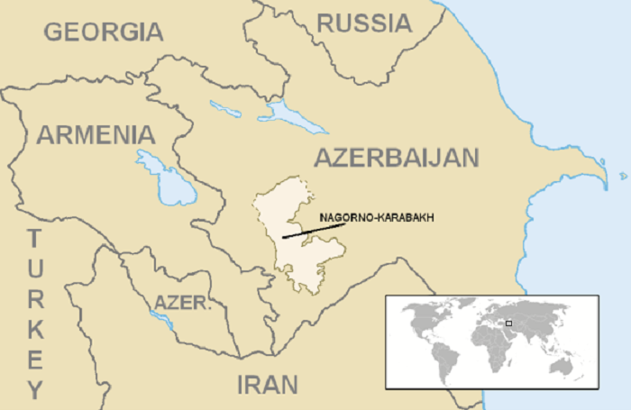 nakhchivan-on-map