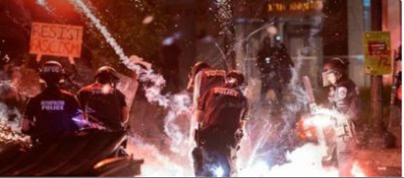 rascist-riots