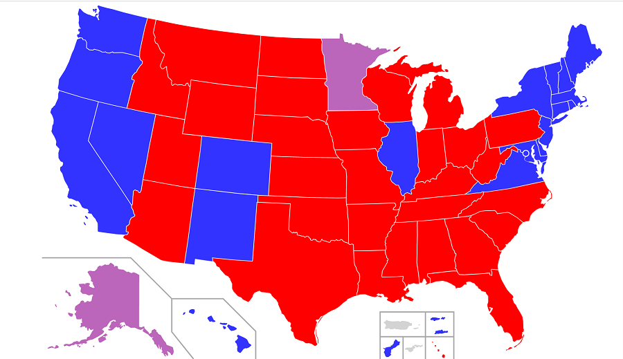 The Map That Can Save America