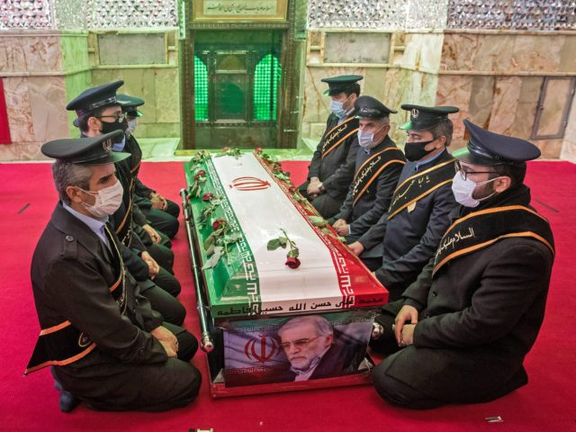 fakhrizadeh-burial