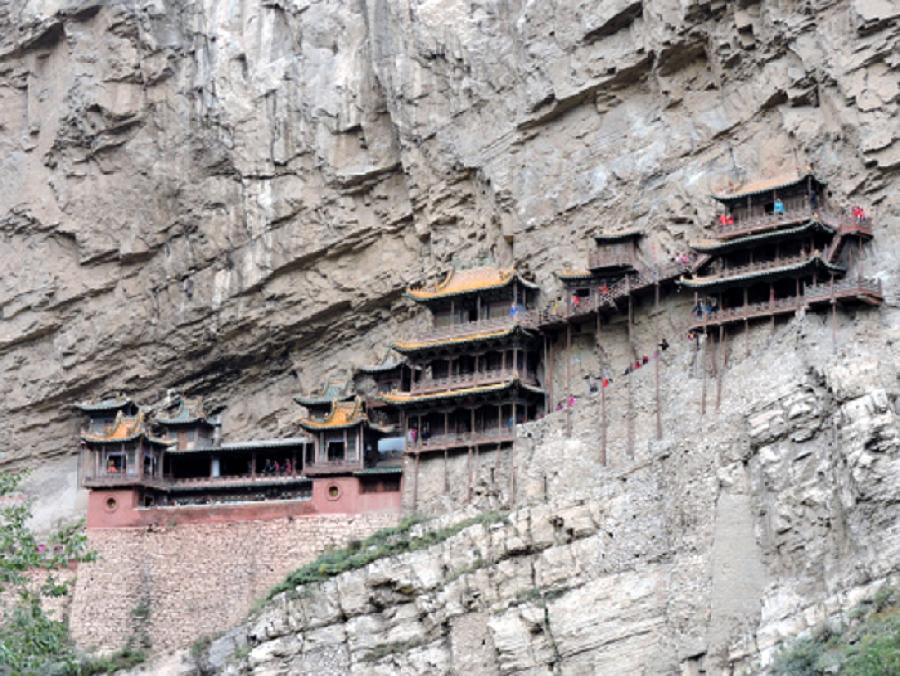 hanging-monastery