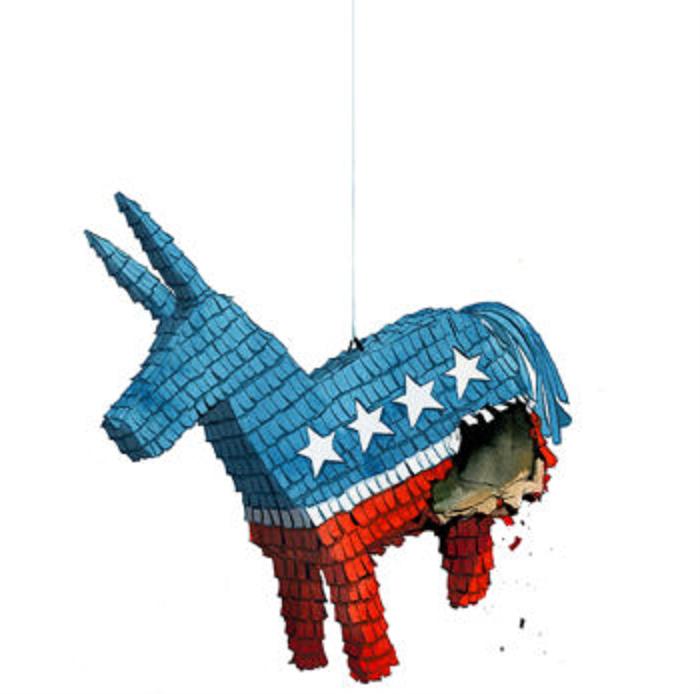 democrat-pinata