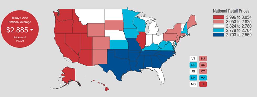 gas-price-per-gallon-per-state