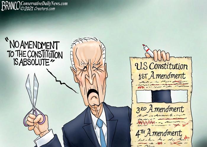 What 2nd Amendment?