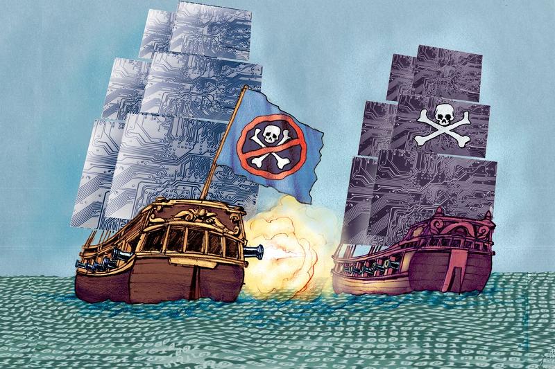 anti-piracy