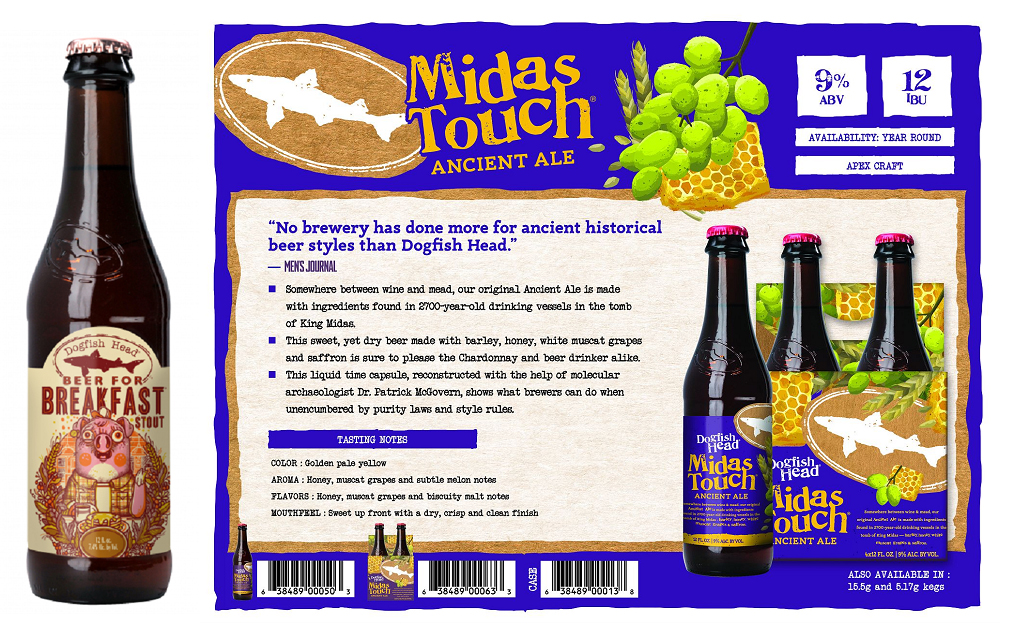 dogfish-beers