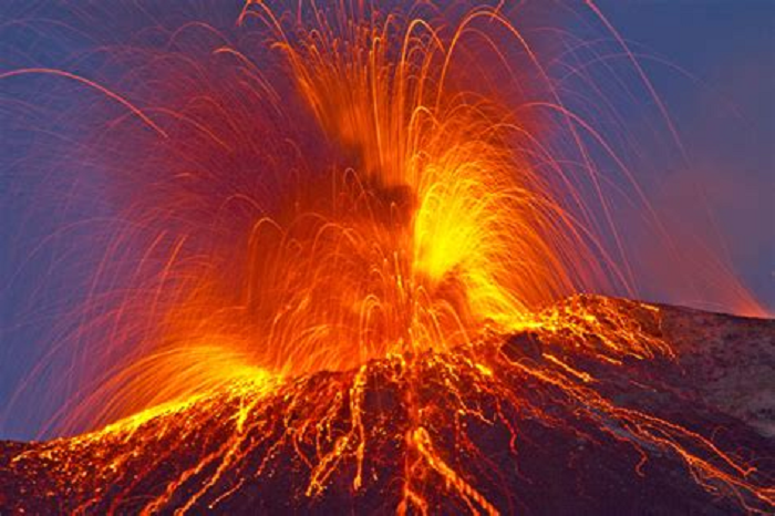 volcanic-flares