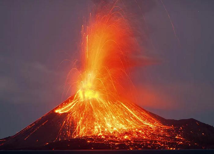 volcano-unleashes