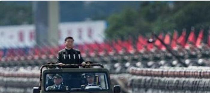china-jinping-military