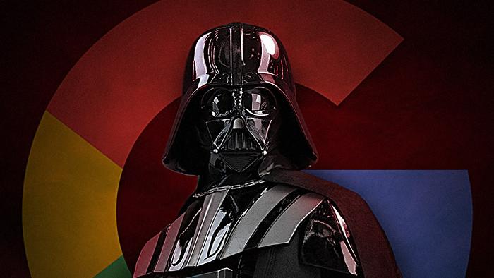 Google is Darth Vader
