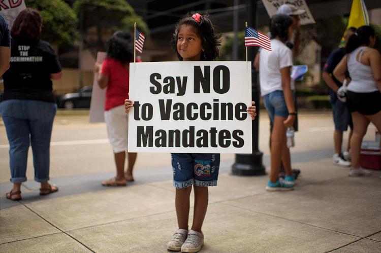 no-to-vaccine-mandates