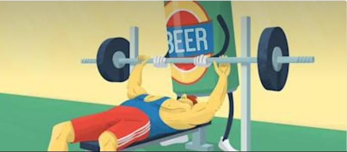beer-bodybuilding